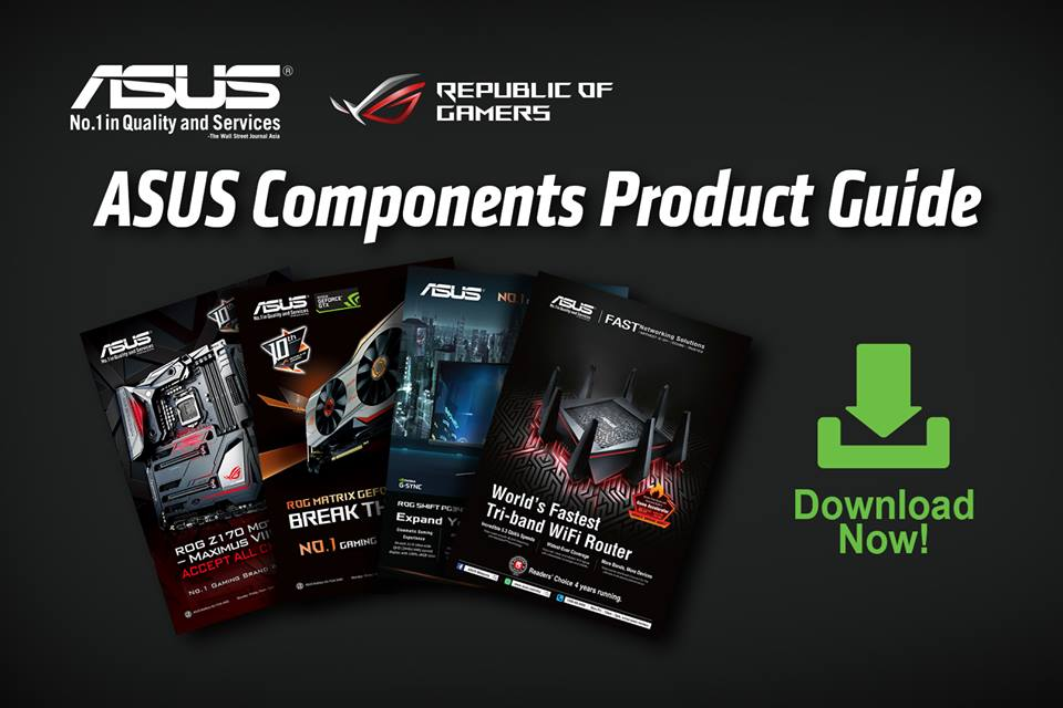 asus product guide components q2 2016 genesis technology systems rh genisys com my asus product guide 2018 philippines asus product guide 2018