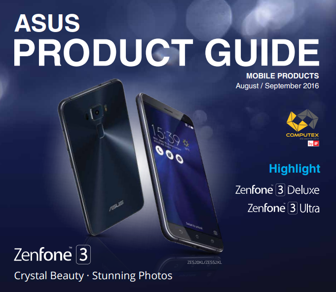 asus product guide mobile products august september 2016 rh genisys com my asus product guide 2018 asus product guide 2018